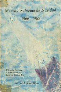 Portada Original del libro de la Gnosis El Collar del Budha del VM Samael Aun Weor