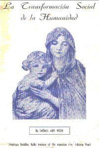 Portada Original del libro de la Gnosis La Transformación Social de la Humanidad del VM Samael Aun Weor
